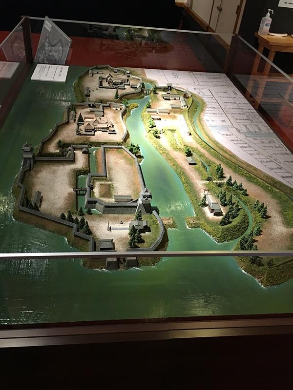 攻城団 | 館林城の写真:模型