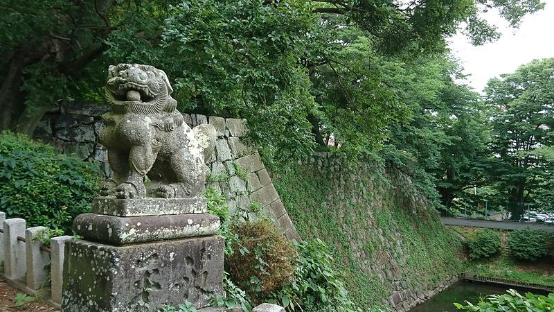 巽櫓二段石垣
