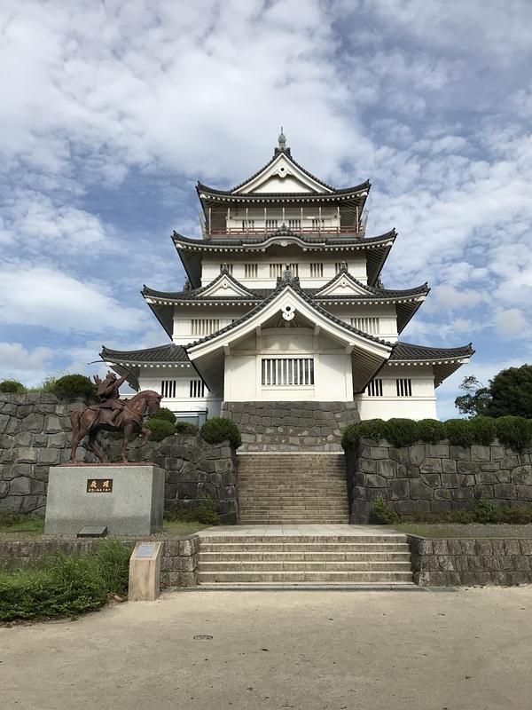 亥鼻城の写真:郷土博物館(亥鼻...