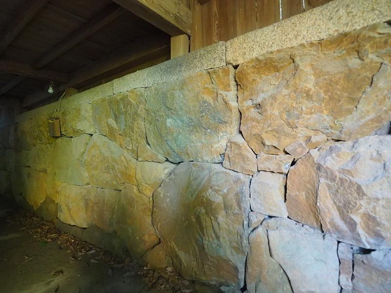 石垣遺構②