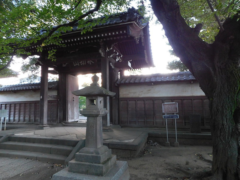 慶元寺山門