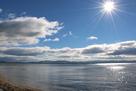 琵琶湖を眺めて・・…