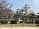 姫路城初訪問!