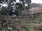 石垣山城の石垣…