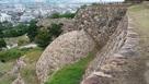 天球丸巻石垣