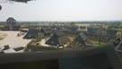 櫓から見る集落…