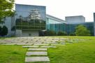 兵庫県立歴史博物館と姫路城