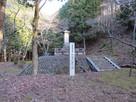 杉坂の関の跡