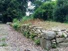 本丸跡 石垣