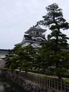 模擬天守(富山郷土博物館)…