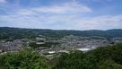 山頂からの景色…