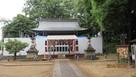 川越城の鎮守 三芳野神社 改築中…