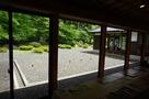 旧田辺半太夫邸中庭…