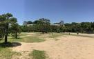 明石城をパノラマで撮影…