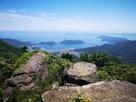 西峰からの眺望…