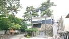 岡崎城入口です。…
