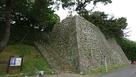 月見櫓石垣