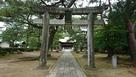本丸跡(篠山神社)…