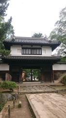 現存する櫓門