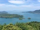 カレイ山展望公園からの眺め
