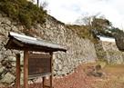 厩曲輪石垣