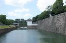 本丸櫓門(北側から)…