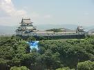 和歌山城遠景