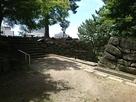 東御門と月見櫓跡…