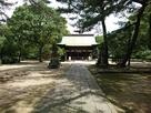 篠山神社(本丸御殿跡)…