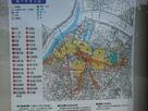 城下町復元図