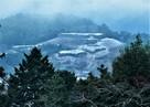 白い赤木城
