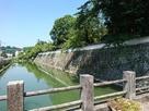南堀と切込接の石垣…