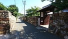 中村の武家屋敷通り1…