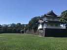 桜田巽櫓から内桜田門、富士見櫓…