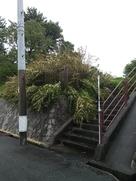 緒川城趾入口