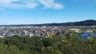 尾関山城 眺望