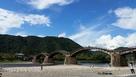 青空&岩国城遠景&錦帯橋…