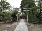 本丸跡 懐古神社…