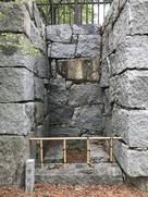 小倉城 井戸跡…