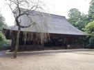 飯高檀林の講堂…