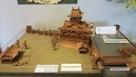スカイプラザ浜大津(6F)にあった模型と…