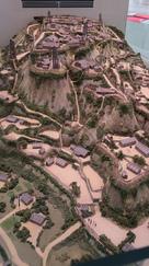 志布志城ジオラマ…