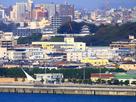 明石海峡大橋を渡る高速バスから、巽櫓・坤…