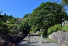 東海道金谷坂 石畳…