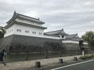 巽櫓から東御門…