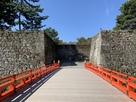 廊下橋と廊下橋門…
