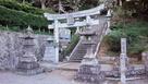 丸山城 御霊神社…