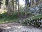 桜馬場下石垣