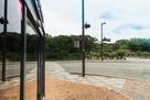 明石公園入口(古写真と同じ位置から)…