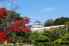 紅葉と坤櫓